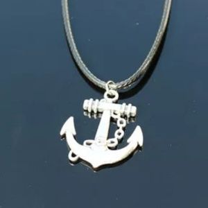 Jewelry - Sold out New! Anchor Necklace